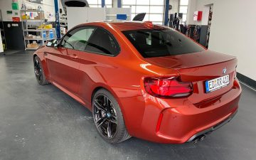 Buchen BMW M2 Coupe Competition *M-Track Pack*