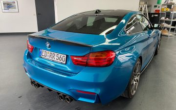 Buchen BMW M4 Coupe Competition G-Power